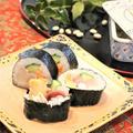 【レシピ】縁起のよい7つの具材で!海鮮恵方巻き