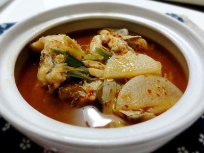 >レシピ・タラの旨味を堪能、タラのヤンニョムチゲ by ミオクさん