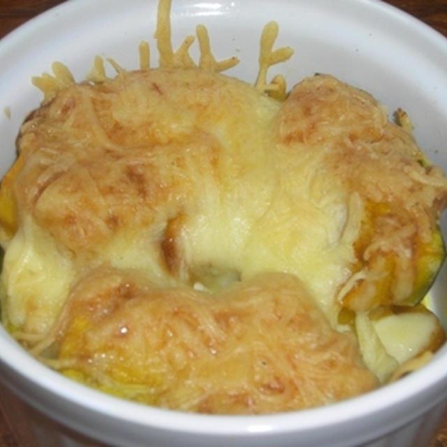 チーズパンプキン