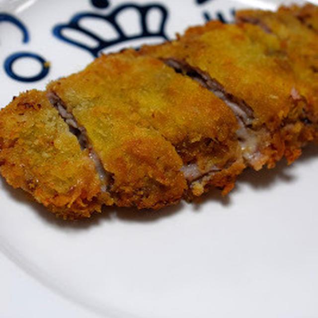 安いお肉がボリュームUP!チーズ入りミルフィーユカツ