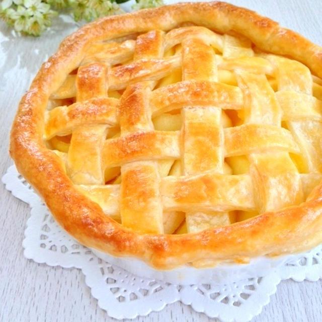 至福のアップルパイ