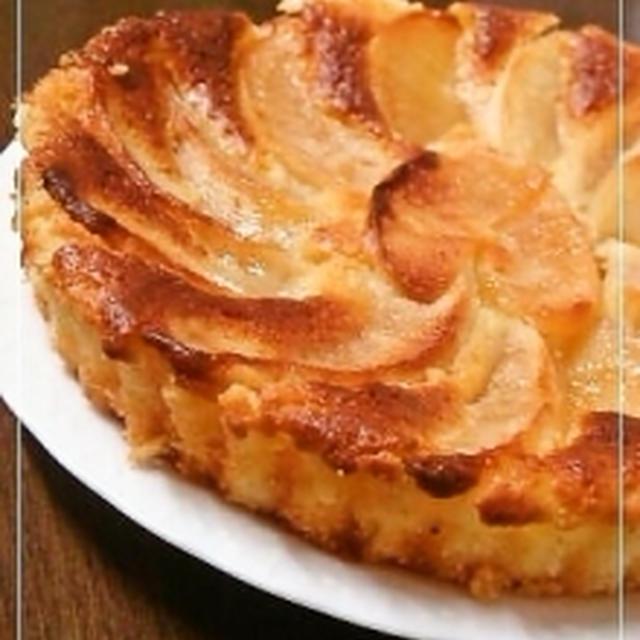 アップルヨーグルトケーキ