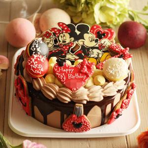 【神業!】妖怪ウォッチ、ミッキー、マイメロ…vivianさんのキャラデコケーキまとめ