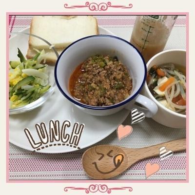 夏野菜たっぷりのスラッピージョー登場!!