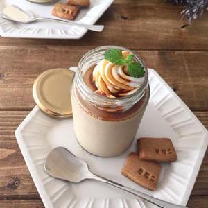 お好きな甘さで♪混ぜて冷やして「カフェオレプリン」を作ろう!