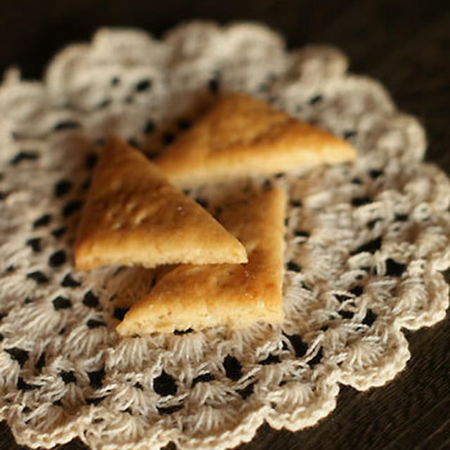 ★ヨーグルト酵母ココナツクッキー