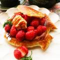 エイプリルフールを楽しもう☆冷凍パイシートでもりもり苺のポワソン・ダブリル by ルシッカさん