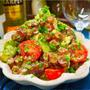 【レシピ】タコとアボカドの冷製オイルサラダ