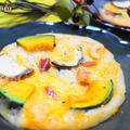 チーズせんべい☆レンジでスピーディ☆秋味プラス