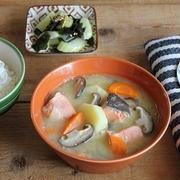 味噌汁をワンランクアップ!「味噌スープ」はボリューム満点