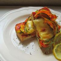 朝ベジ!夏野菜いっぱいトースター調理(レシピ付)