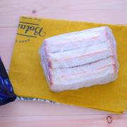 夏日のお弁当・冷凍サンドイッチ