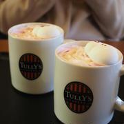 タリーズコーヒーにて