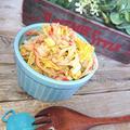 白菜とカニカマのサラダ(2分で簡単)