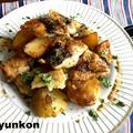 【簡単!!魚レシピ】サバとじゃがいものバターしょうゆと、献立
