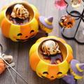 濃厚かぼちゃプリン☆ゼラチン使用。失敗しにくい作り方 by ひなちゅんさん