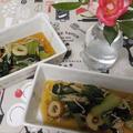 小松菜とえのきの煮浸し・サイドメニューにぴったり!