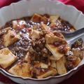 基本の美味しい麻婆豆腐
