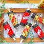 食べやすい作り方付き!串付き♪ミニフランクフルトのお寿司 by 桃咲マルク
