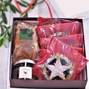 11月☆クリスマスの焼き菓子Boxレッスン~Photoギャラリー