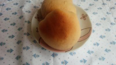 夏向け!きな粉レモンあんパン