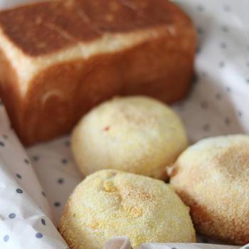 レッスン始まりました♪高級生食パンは、おうちで焼けますよ♪