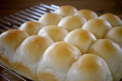シンプル♪ちぎりパン ~ 手ごね編