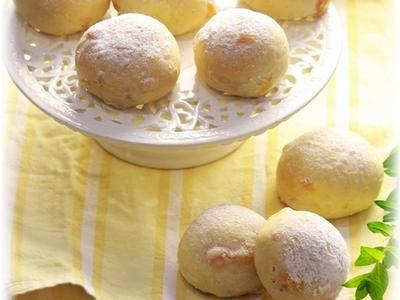 >アプリコットとココナッツの白パン。 by YOMEさん