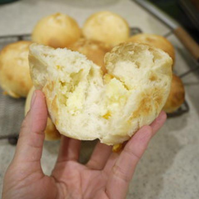 甘夏クリームチーズパン♪