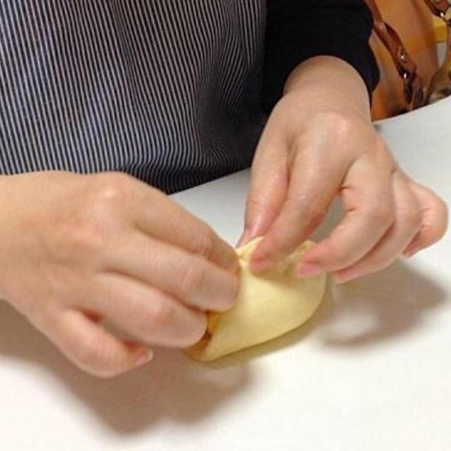 おうちでカスタードクリームを作れるクリームパンレッスン