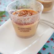 マサラチャイ風味のミルクティープリン