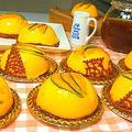 かぼちゃのババロアを作りましたぜ(^^)v by HiroMaruさん