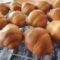 食パン&黒糖あずきバターロール