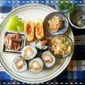 新米届きました~♡こんな日はやっぱり和朝食プレートですよねぇ(*^^*)
