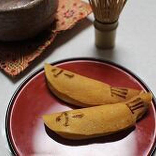 6月の和菓子「鮎」とアウトドアランチ(スパイスカレー編)