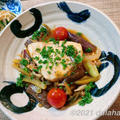 【レシピ】カジキと野菜のケチャップ蒸し煮 「下味冷凍」で美味しく調理できる