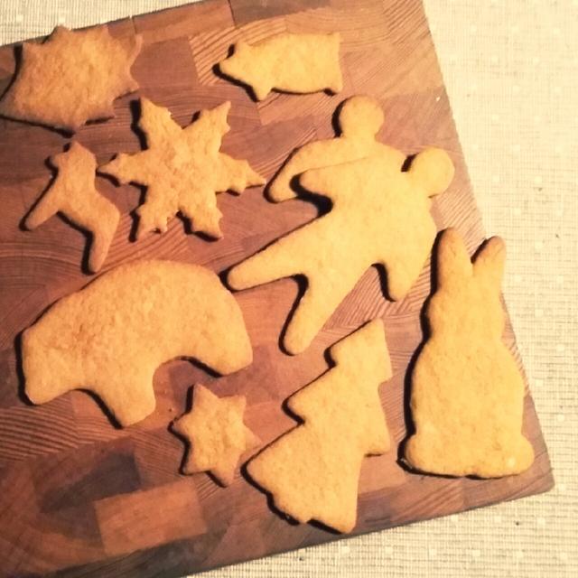《スウェーデンのクリスマスの定番お菓子》ペッパーカーカ