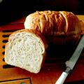 過発酵?全粒粉入りパンと昨日の残り・・ランチ♪