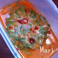 ご飯のお供に♪大葉のピリ辛♡味噌漬け by Mariさん