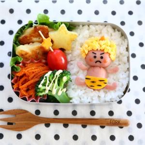 節分に作りたい♪Mai*Maiさんの子どもが喜ぶ「鬼くん弁当」5選