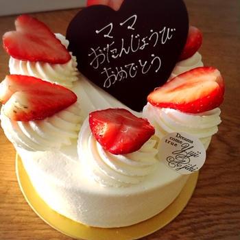お誕生日ディナーとバースデイケーキはやっぱここ!