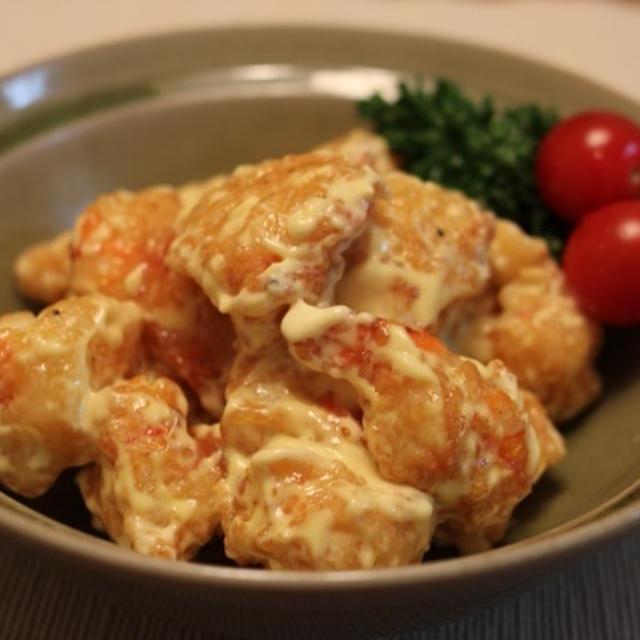 簡単!美味しい!ぷりぷりエビマヨ レシピ