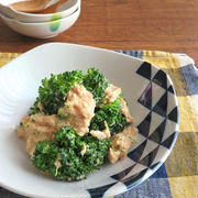 簡単和総菜◎ブロッコリーの明太子ツナマヨ和え