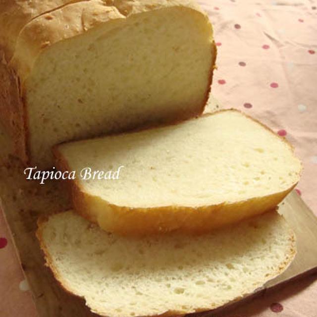 タピオカ食パン  HB早焼きコース