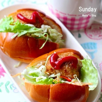 一週間の朝食メニュー 7月 2017 in Japan