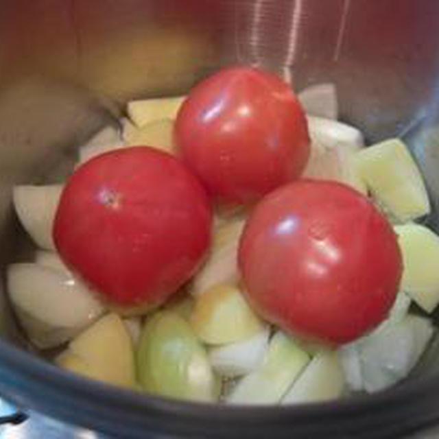 トマトポタージュ