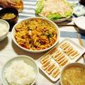 6月12日の晩ご飯。 by まきのさん