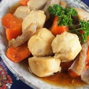 ■心和む常備菜【②シンプルな里芋の含め煮】
