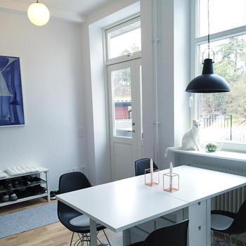 ちょっとずつ、IKEAからワンランク上の家具に買い換えていきたい(カリガリス、イタリア製)