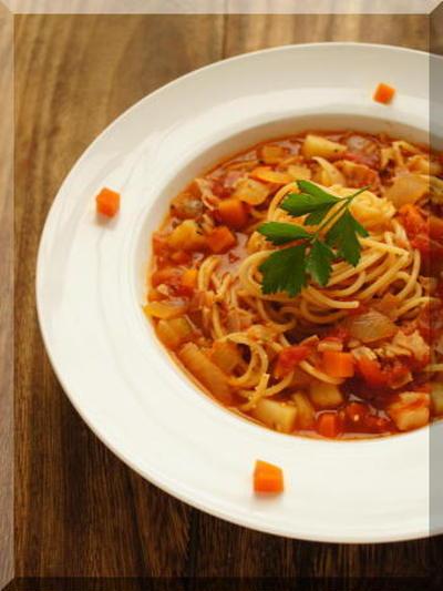 気分はイタリアン♪パスタでミネストローネを楽しむレシピ7選